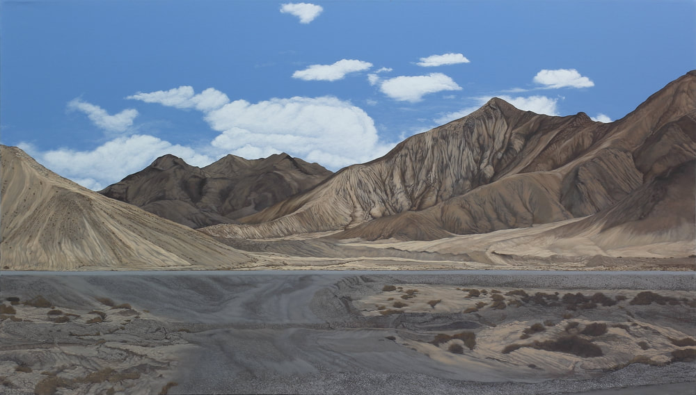 chen wei meng,Dunhuang to Delingha 1